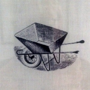Eric Ravilious - Wheelbarrow