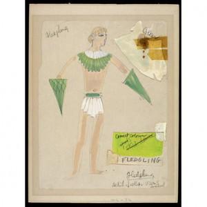 Midsummer Marriage: costume design